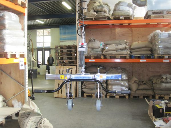 hoist lift for jute bags