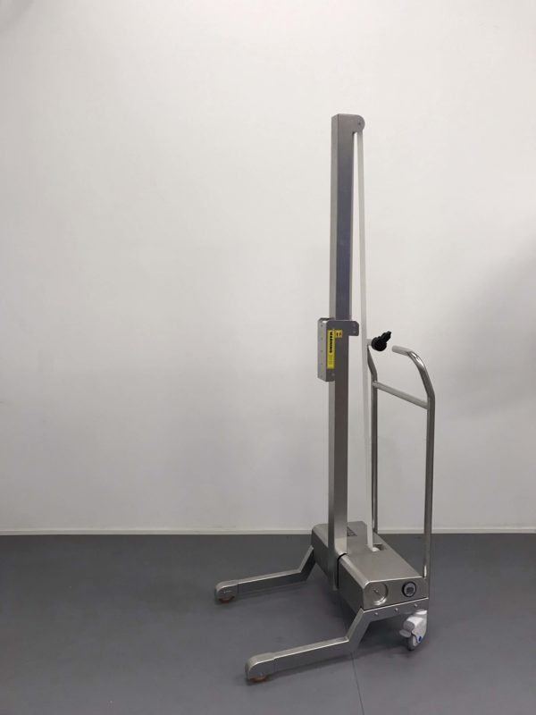 CR80 stainless steel cleanroom lifter