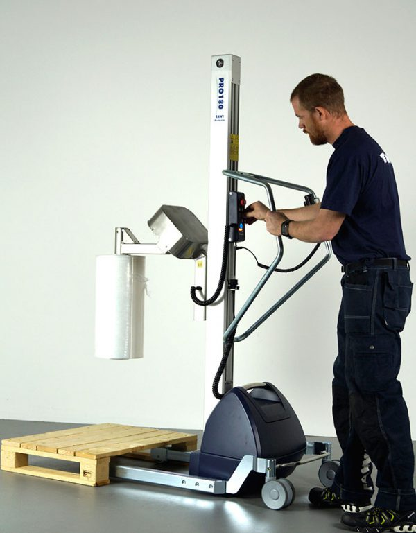 lifting trolley with coregripper