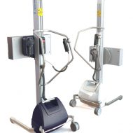 Stainless steel lifting trolley PRO100ESE