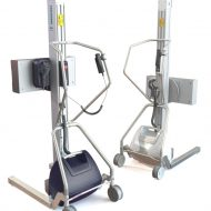 Stainless steel lifting trolley PRO200ES