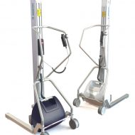 Stainless steel lifting trolleys PRO250