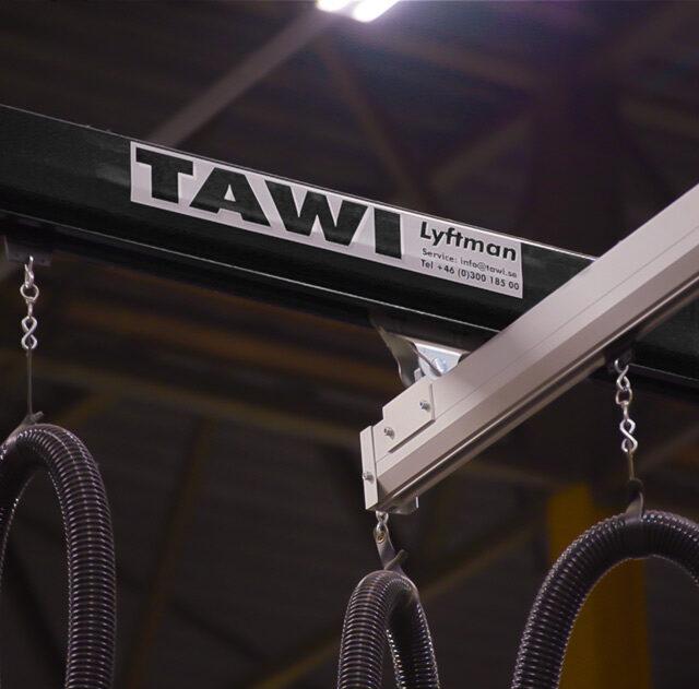 steel and aluminium overhead crane system