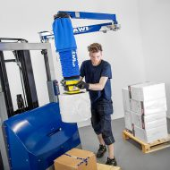 forklift attachment vacuum lifter
