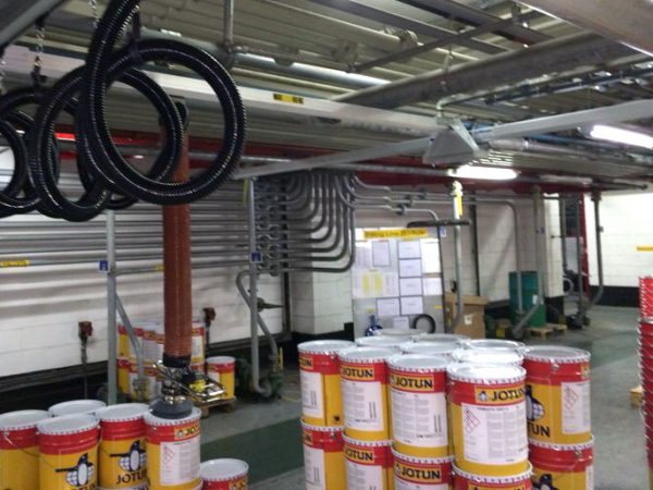 Jotun paints atex lifting equipment