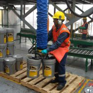 VacuEasylift drum vacuum lifter