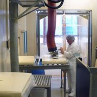 vacuum lifter in food processing