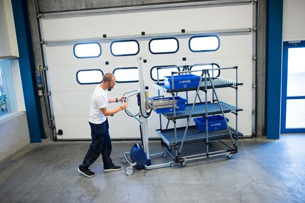 automotive industry storage handling
