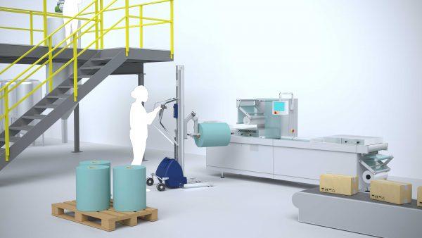Packaging in pharma industry