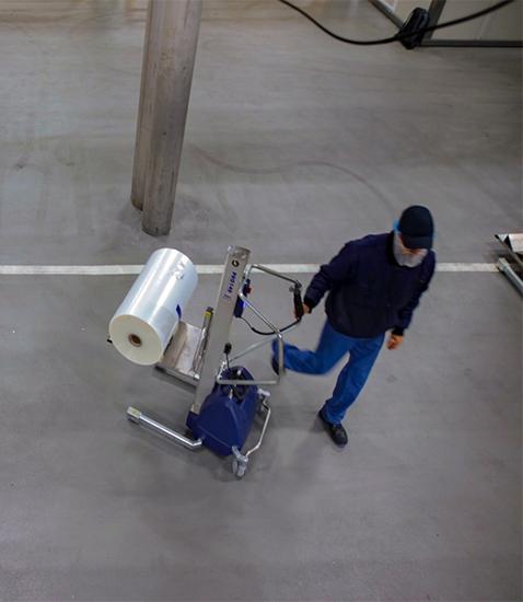 TAWI lifting trolleys