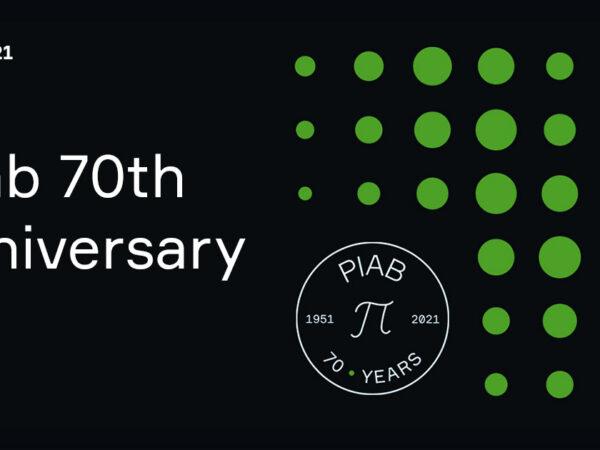 Piab 70th anniversary