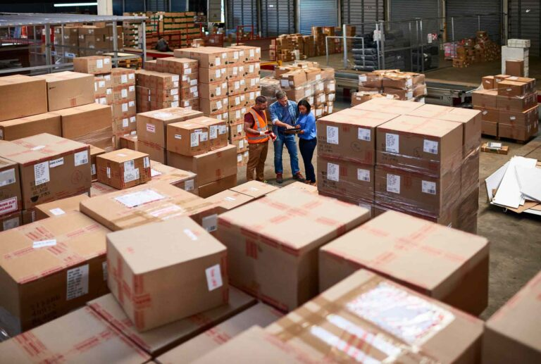 Warehouse workforce efficiency and planning